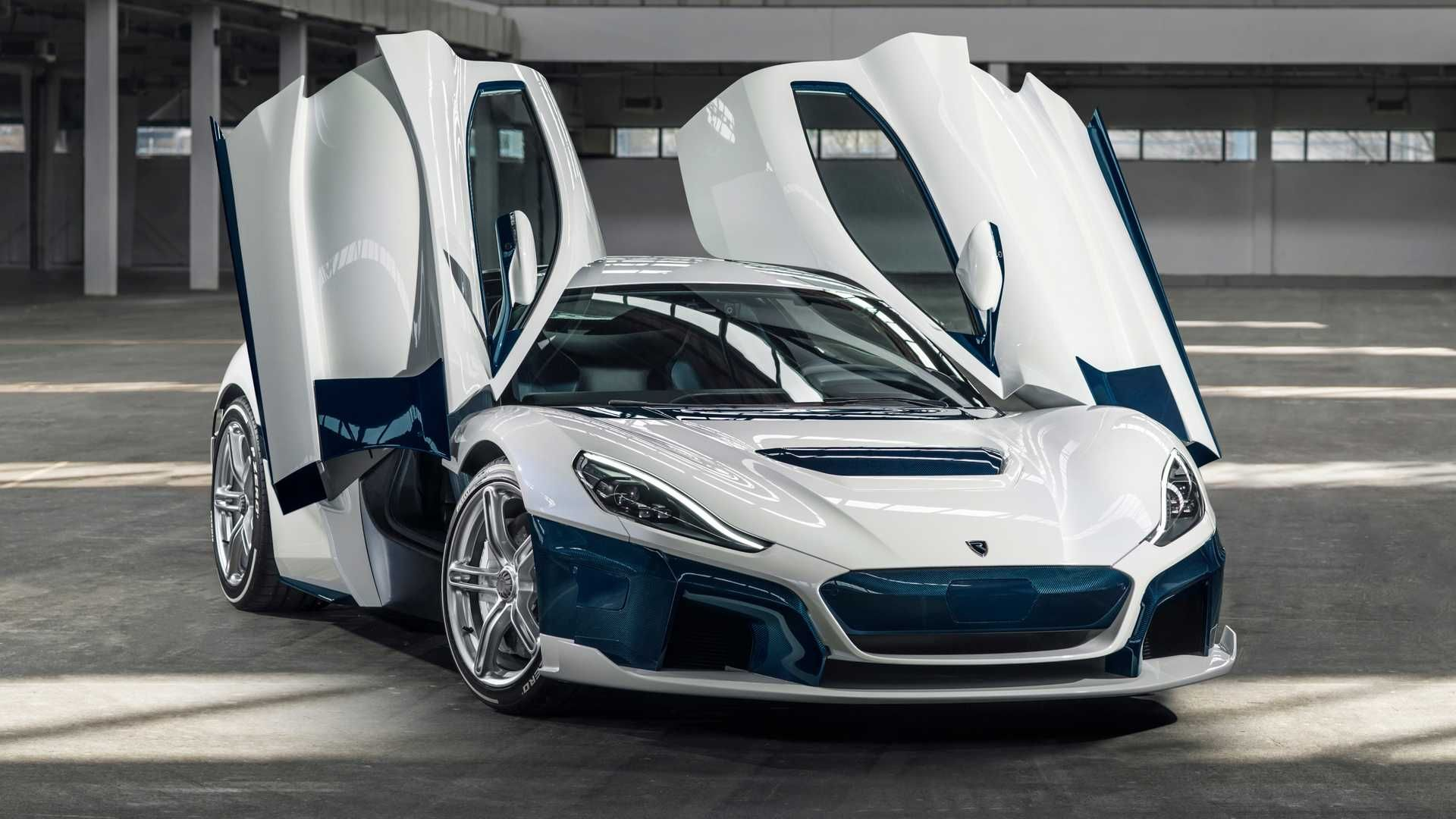 Production Rimac C_Two Could Pack Even More Heat Than