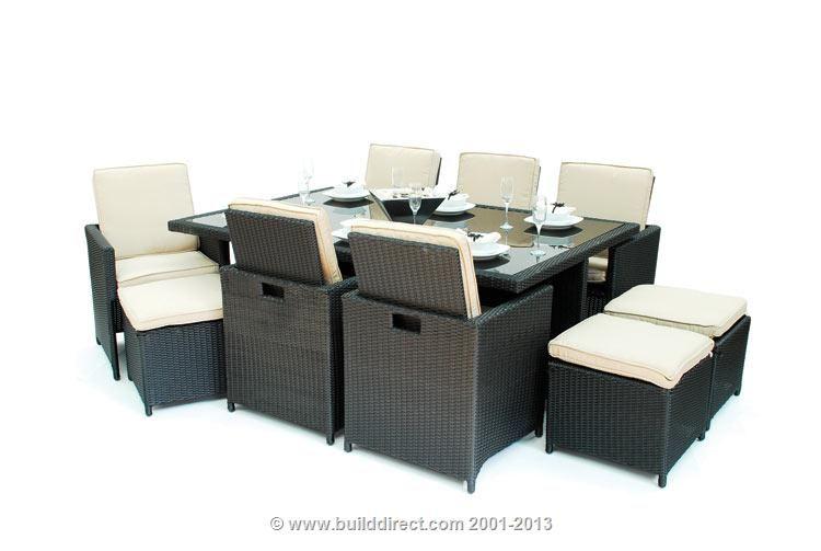 Patio Dining Set, Builddirect Patio Furniture