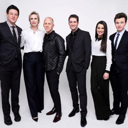 Glee Cast RIP Cory