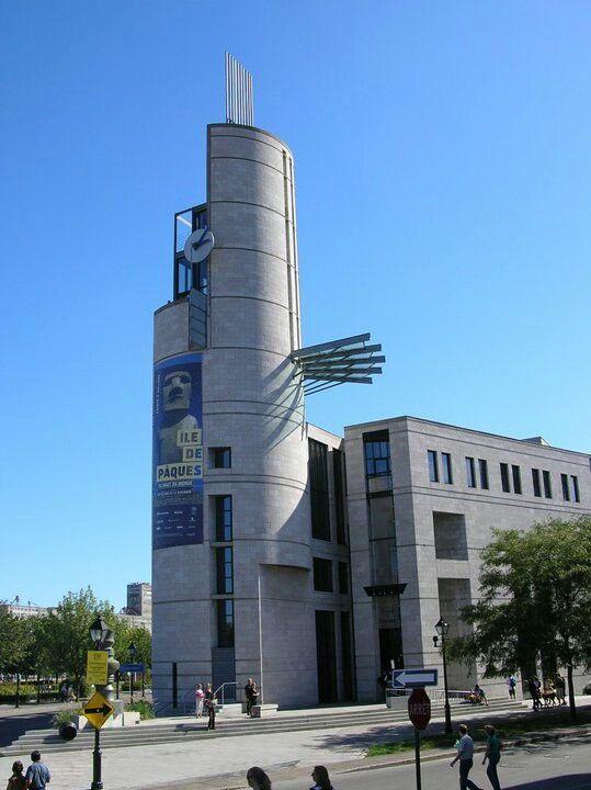 Musée de la Pointe à Callière, Vieux Montréal...