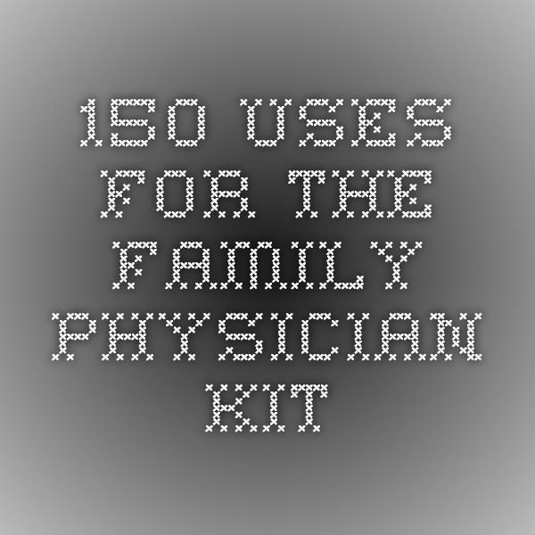 150 Uses for the Family Physician Kit Natural Essential Oils, Essential  Oils For Kids,