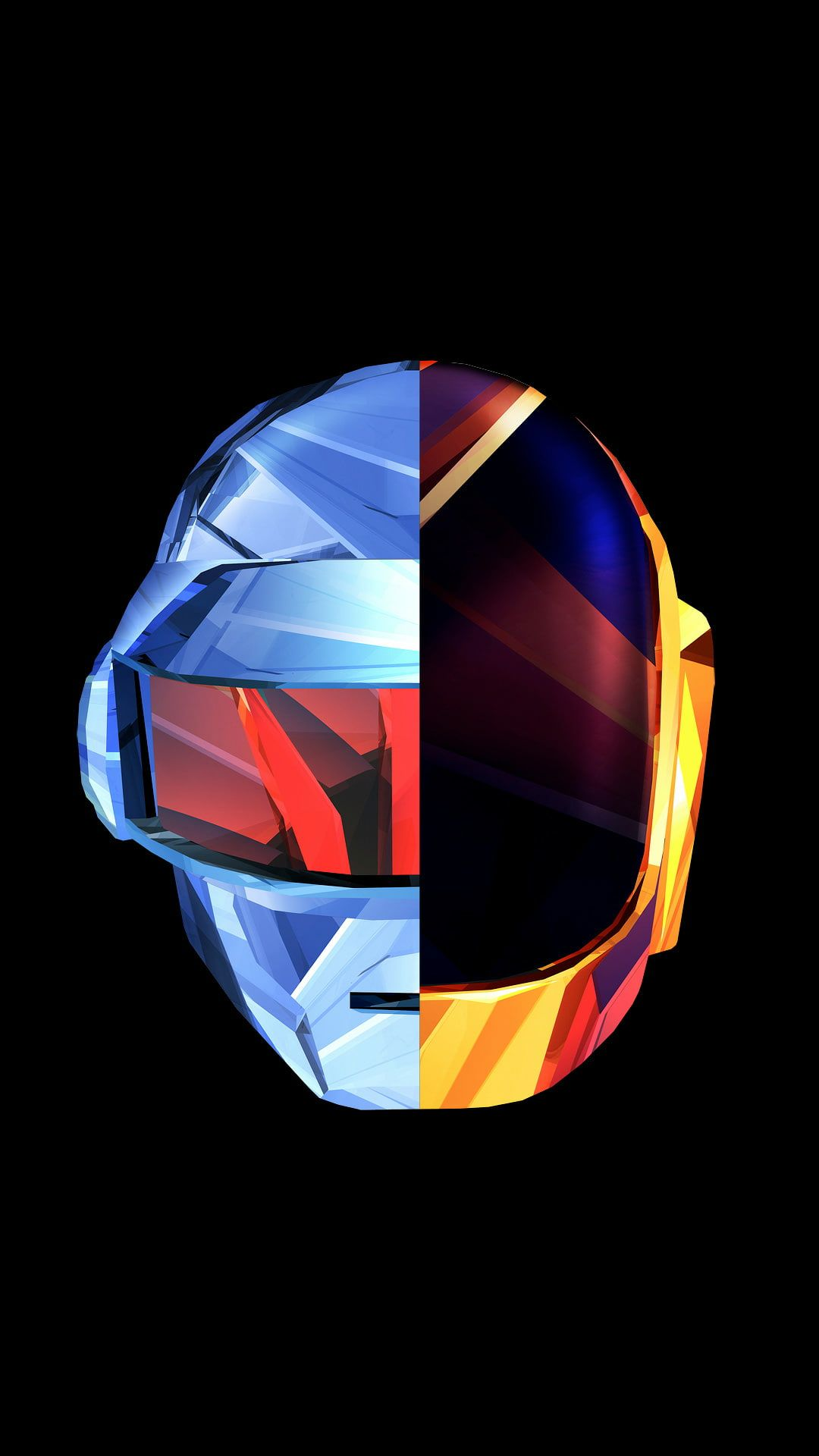 Minimalist Daft Punk Iphone Wallpaper - Wallpaper Download