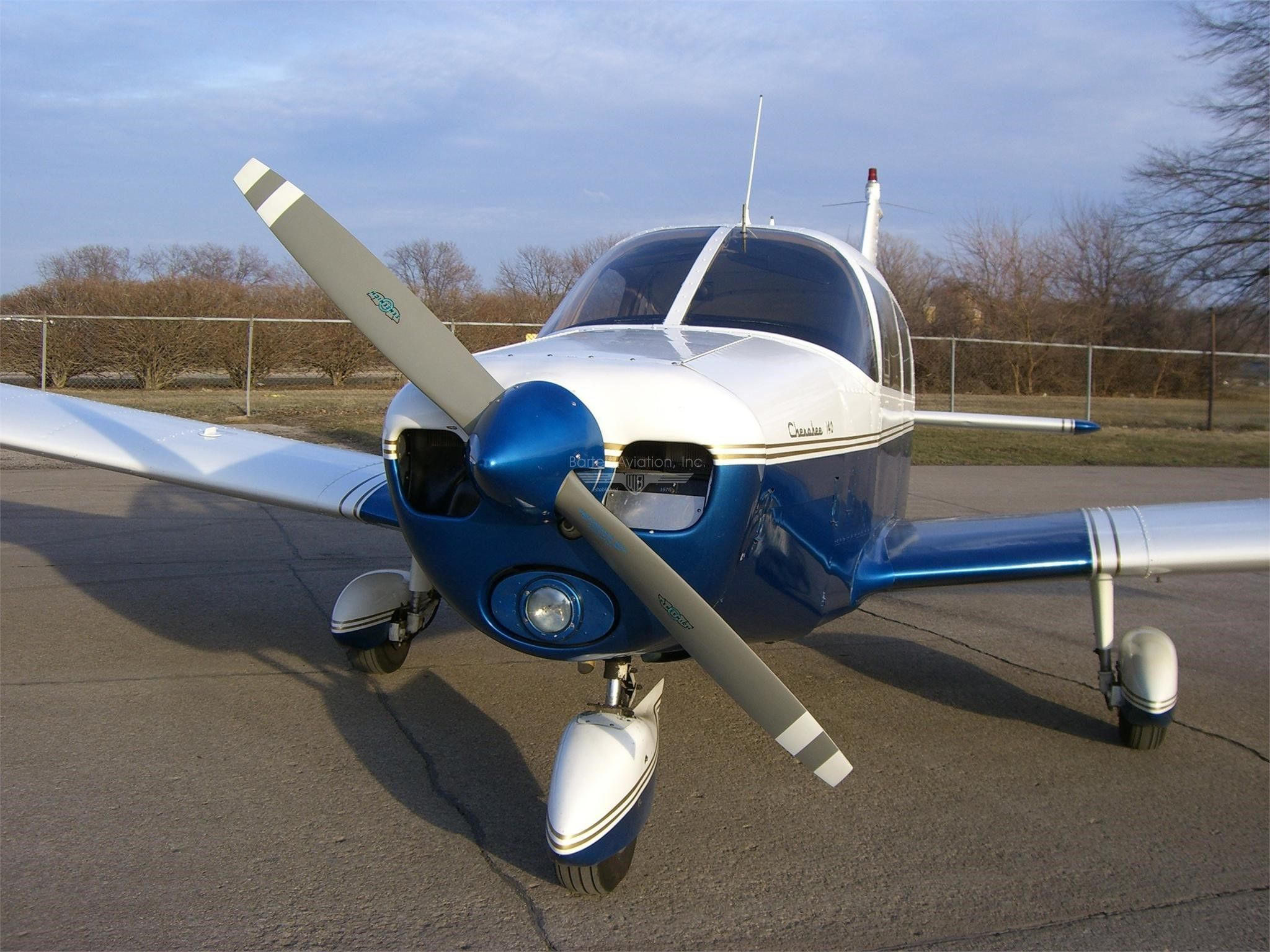 1967 Piper PA28140 (160) Cherokee 160 for sale Details