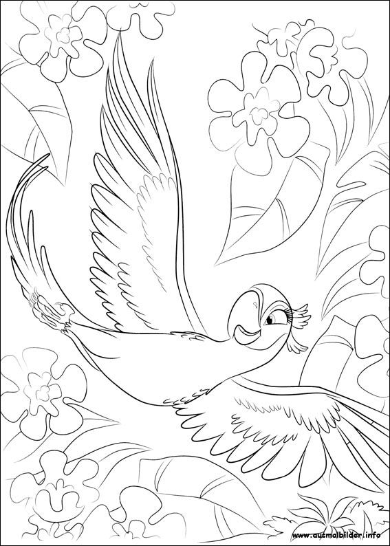 Rio Malvorlagen Coloring Pages Disney Coloring Pages Coloring Pictures