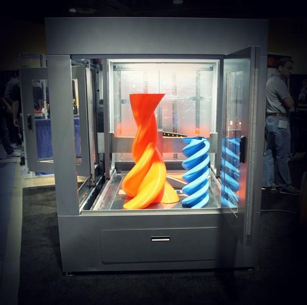 3ders.org - Cosine Additive unveils AdditiveMachine1 large-format composite material 3D printer | 3D Printer News & 3D Printing News