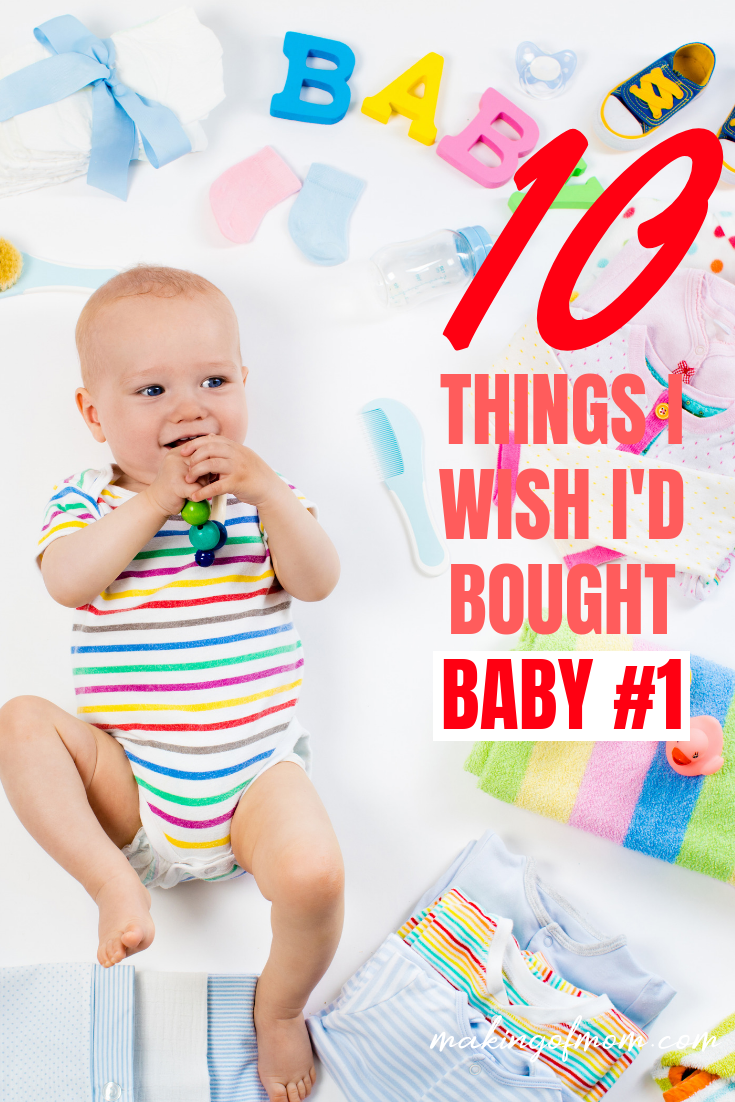 10 Things I Regret NOT Buying for My Baby | Baby ...
