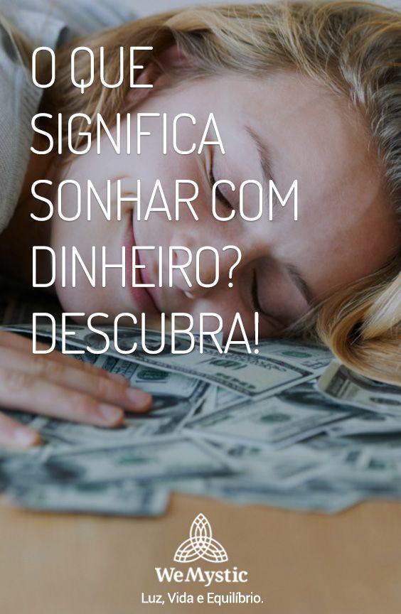 2d9ee1337 Sonhar com dinheiro: saiba o que significa | sonhos | Interpretação de  sonhos, Dinheiro voando e Significado dos sonhos