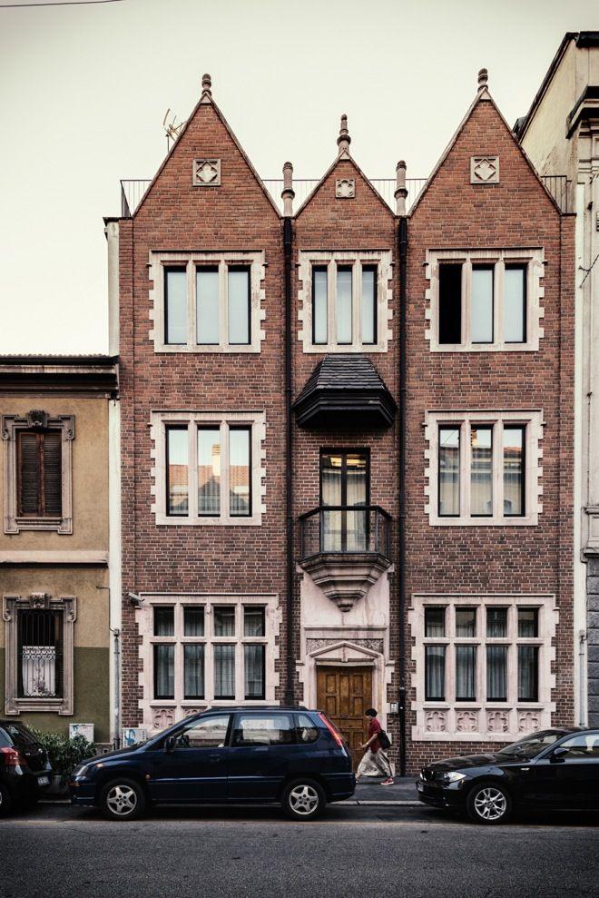 Casa 770 via carlo poerio 35 milano case e luoghi for Arredamento casa milano e provincia