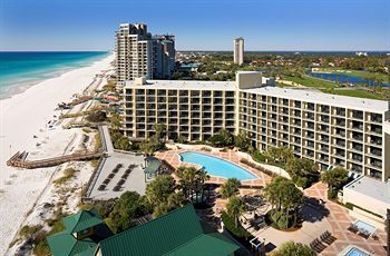 Hilton Sandestin Beach Golf Resort Spa Destin Fl Hotels Aerial View Of Hotel Exterior