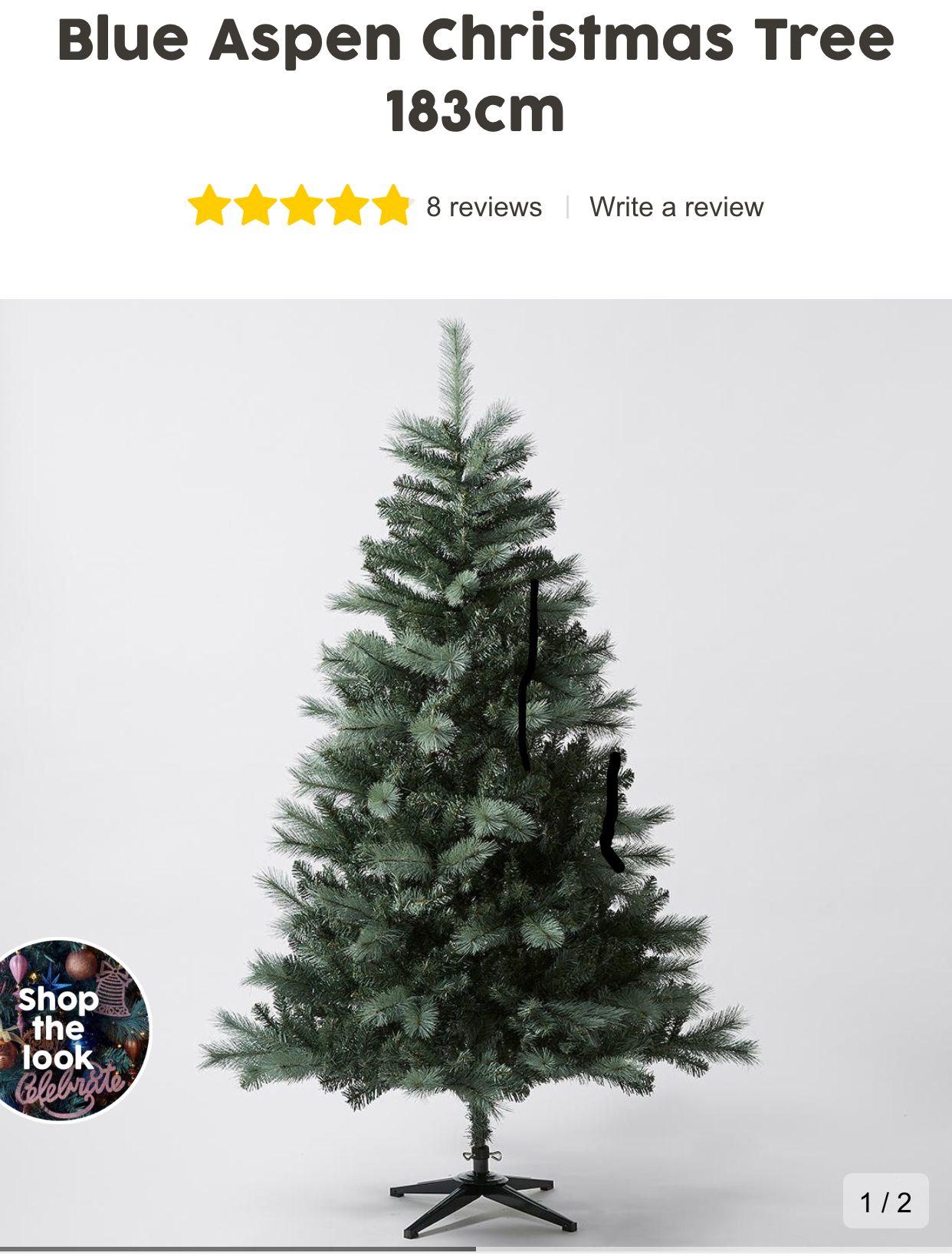 Target Blue Aspen Christmas Tree 59 Christmas Tree Christmas Tree