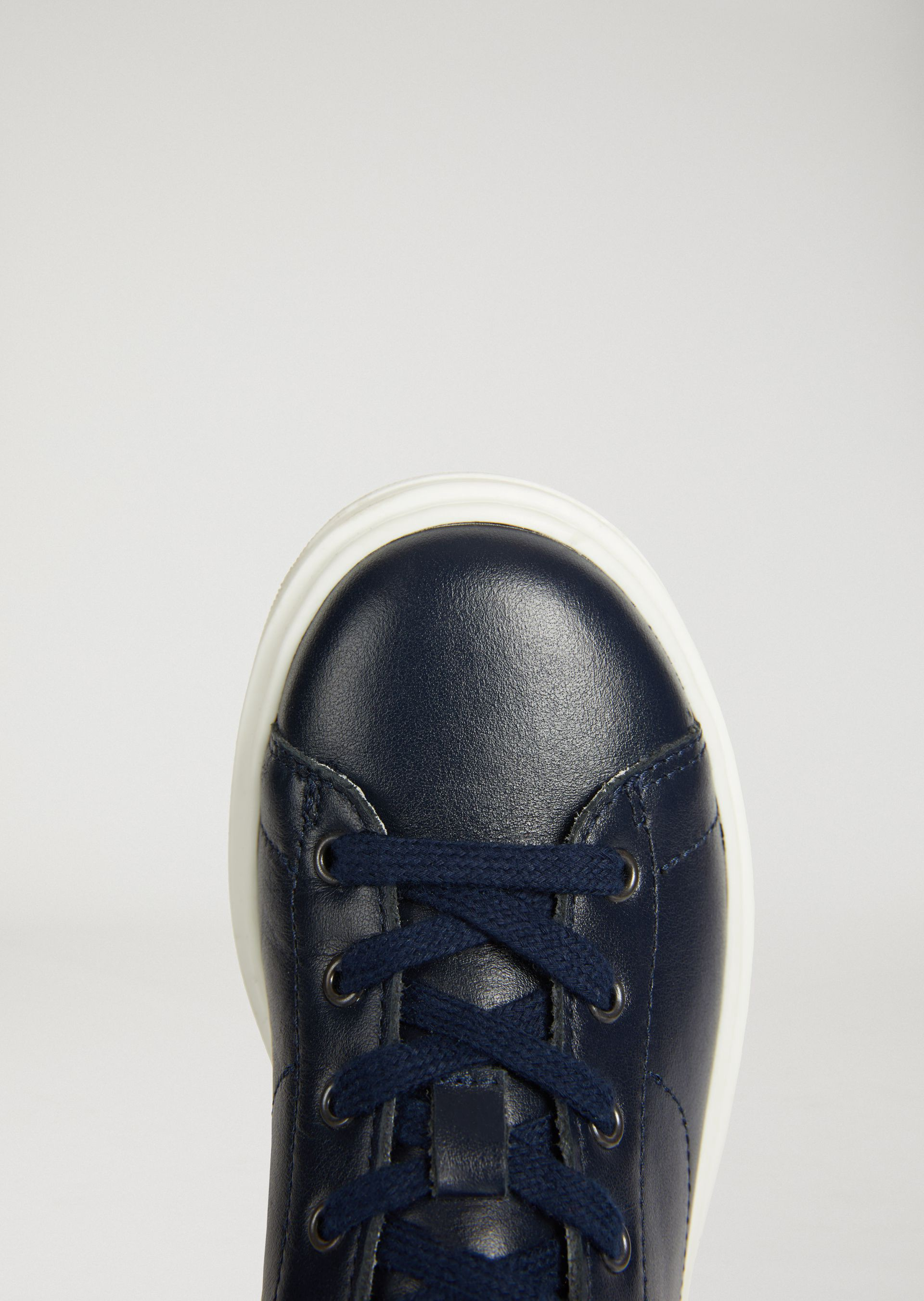 cc93ccacb Emporio Armani Sneakers - Navy Blue 31 | Products in 2018 ...