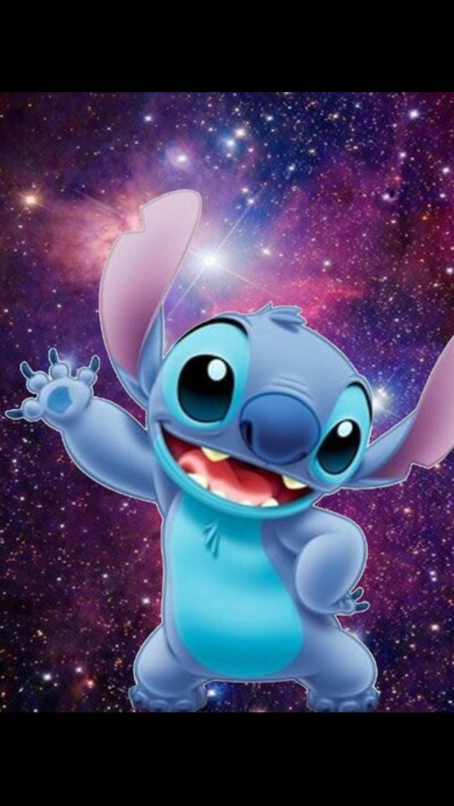 Stitch wallpaper  Wallpapers  Pinterest  Disney, Walk in and
