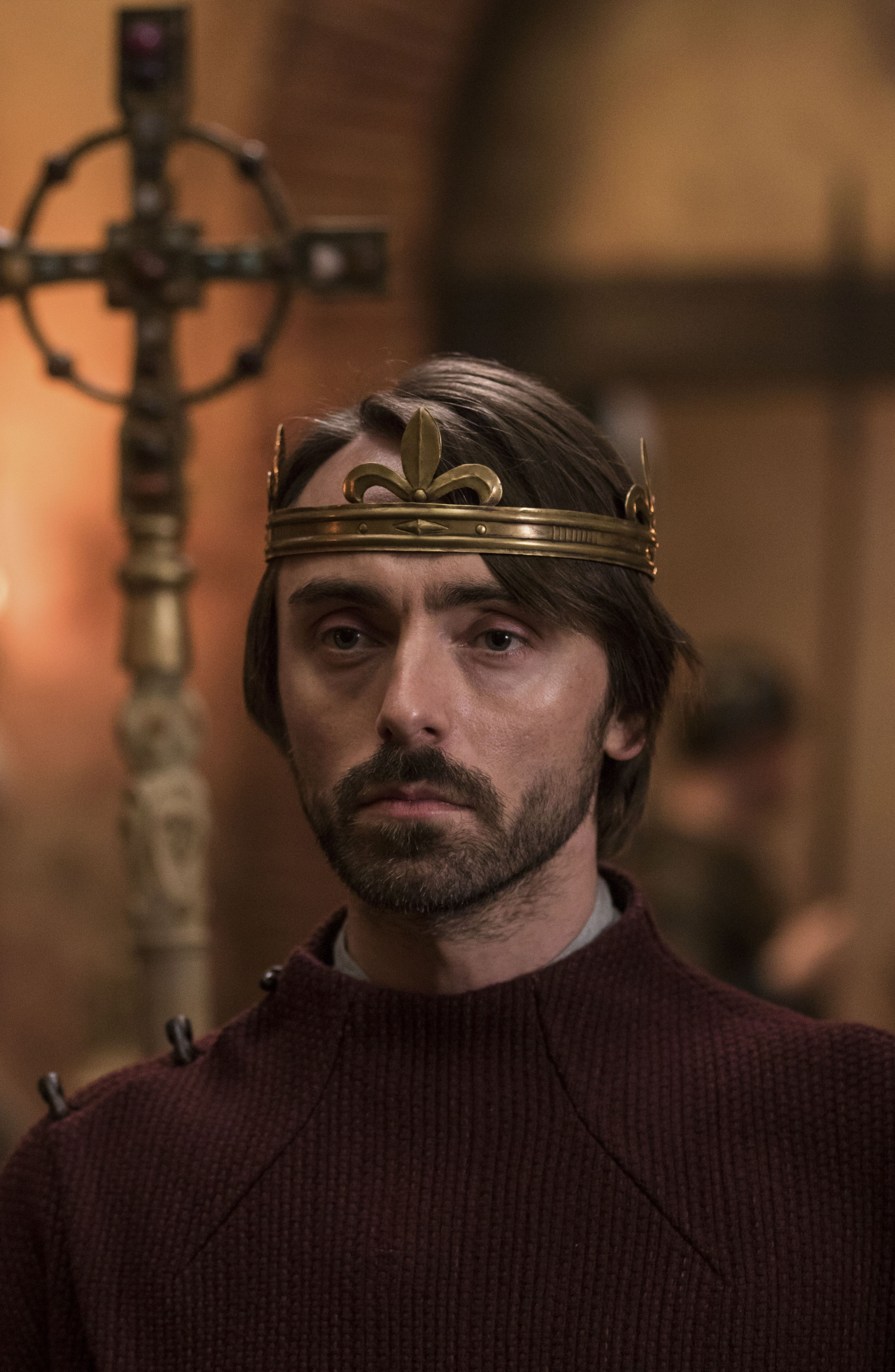 As King Alfred The Last Kingdom Episode 6 Still By