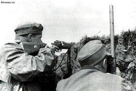 Немецкие снайперы Второй мировой войны (воспоминания ...