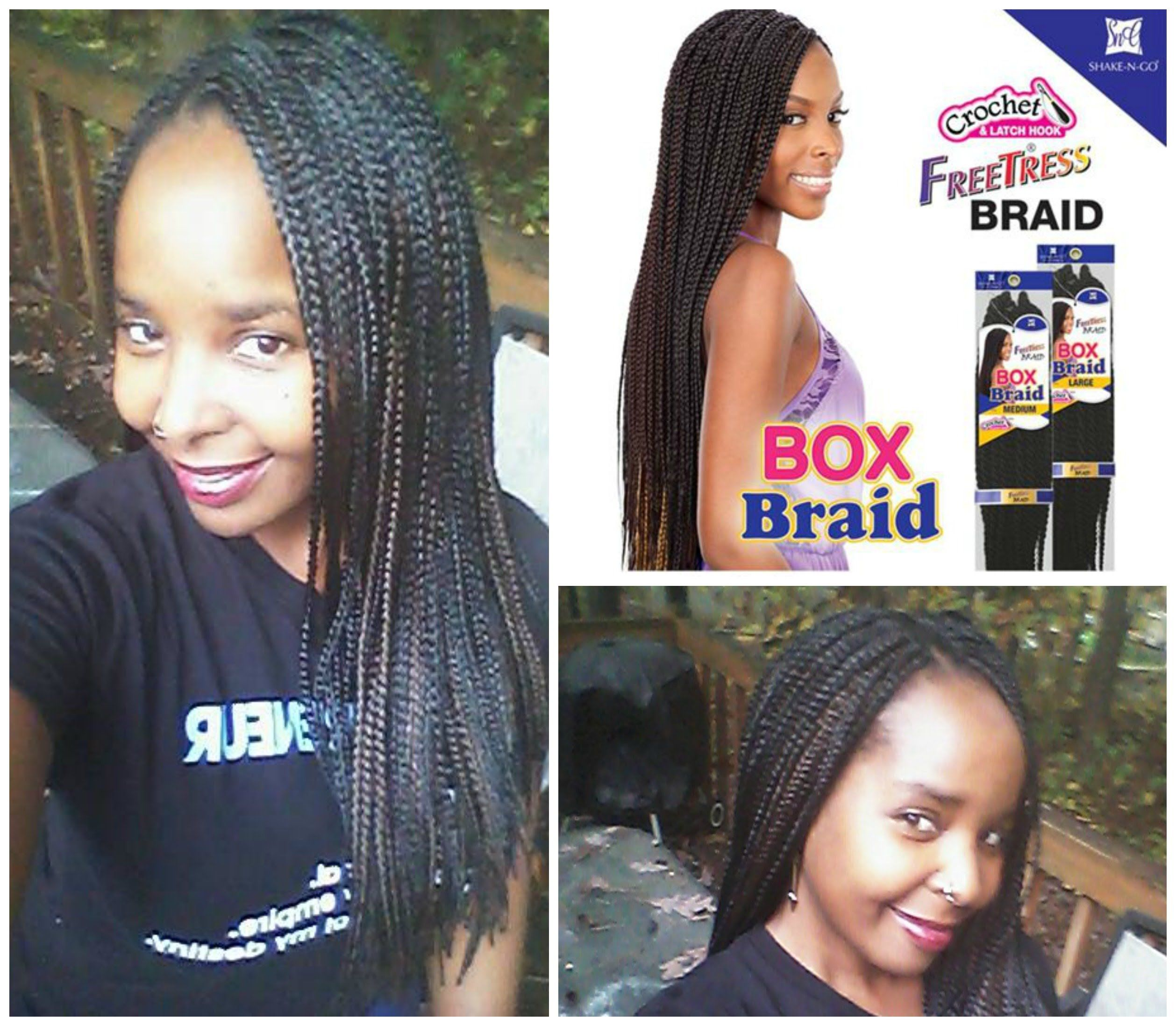 Freetress Box Braid Review And How To