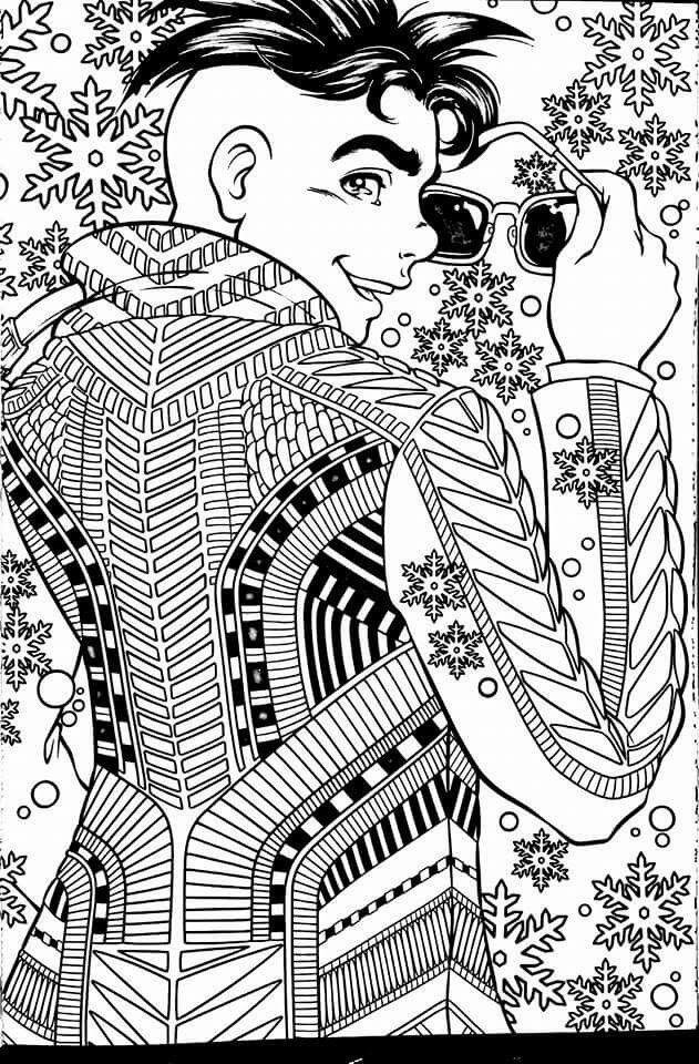 Turma Da Monica P Colorir Desenhos Para Colorir Adultos