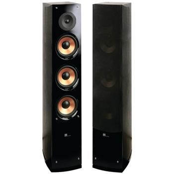 """Guaranteed lowest price on PURE ACOUSTICS Model SUPERNOVA8F - Buy the Pure Acoustics Supernova 8F 2-Way 6.5"""" Tower Speaker w/ Lacquer at interstatemusic.com - shop Home Theater Speaker Systems and Home Audio, plus get Free Shipping on thousands of musical"""