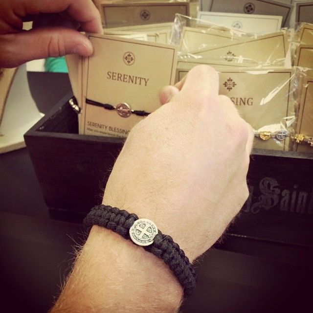 Make sure the man in your family has a #mysaintmyhero #bracelet #msmh #black #brown #gray #tan #musthave #dogood #weargood #instagood #love #shopfun #shopsocial #shopjujubs $28