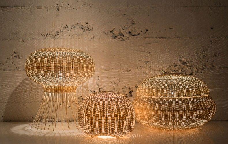 Diy Woven Lamp Shade