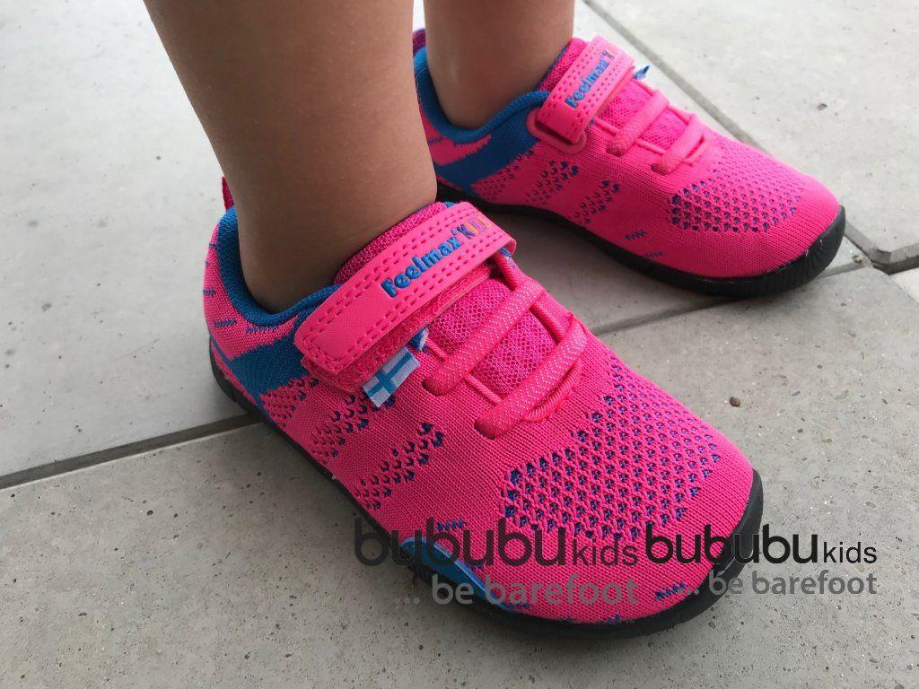 d693746fa3d1 Dievčenské barefoot tenisky Feelmax
