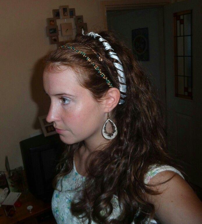 Ribbon #headband