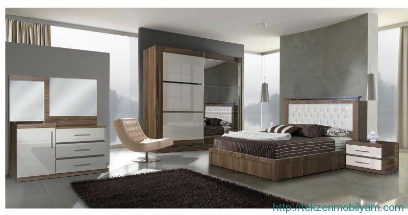 Yatak Odası Mobilya Dekorasyon Modelleri Mobilya Modelleri Pinterest - modele chambre a coucher