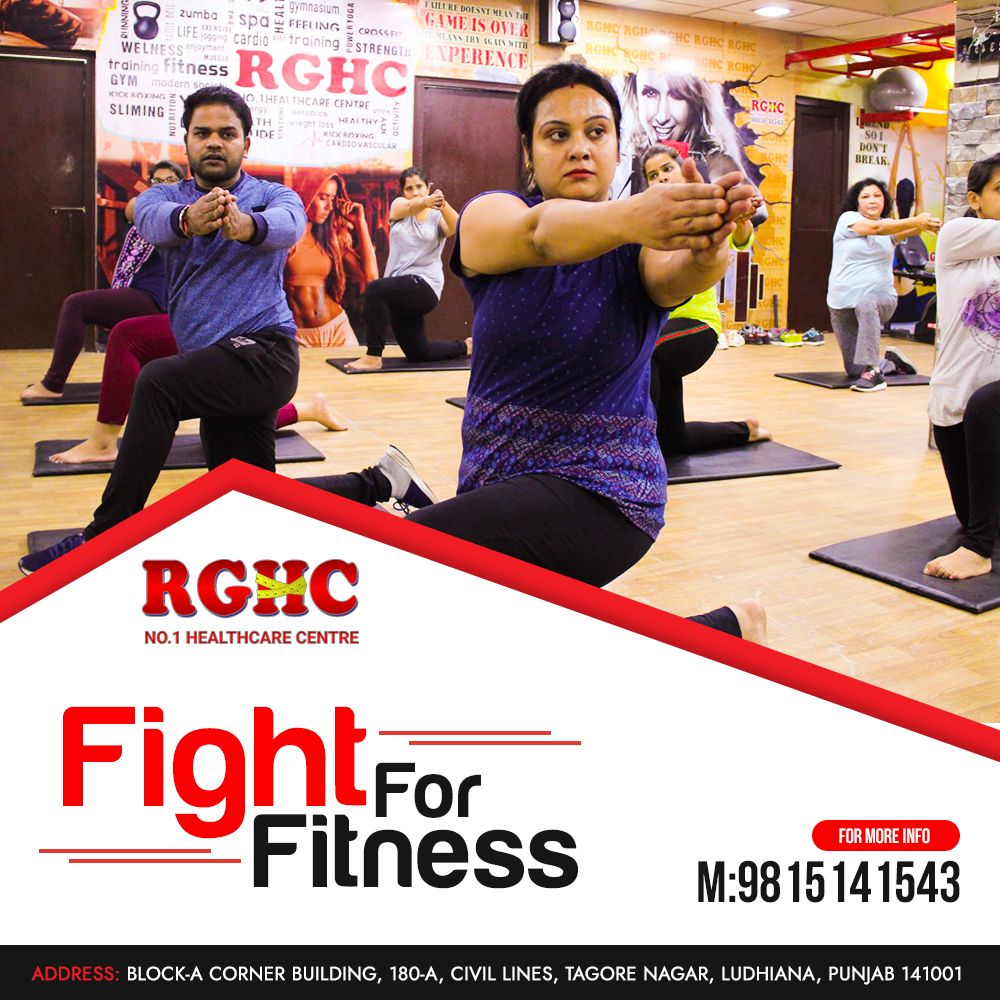 Fitness center in ludhiana fun workouts best gym gyms