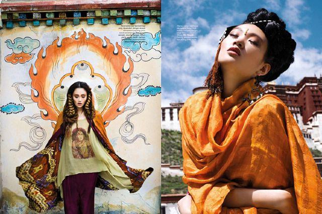 Seven Days in Tibet - Nicoline Patricia Malina