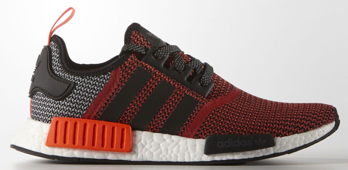 adidas nmd xr1 black and red colorwave womens adidas nmd runner casual shoes grey