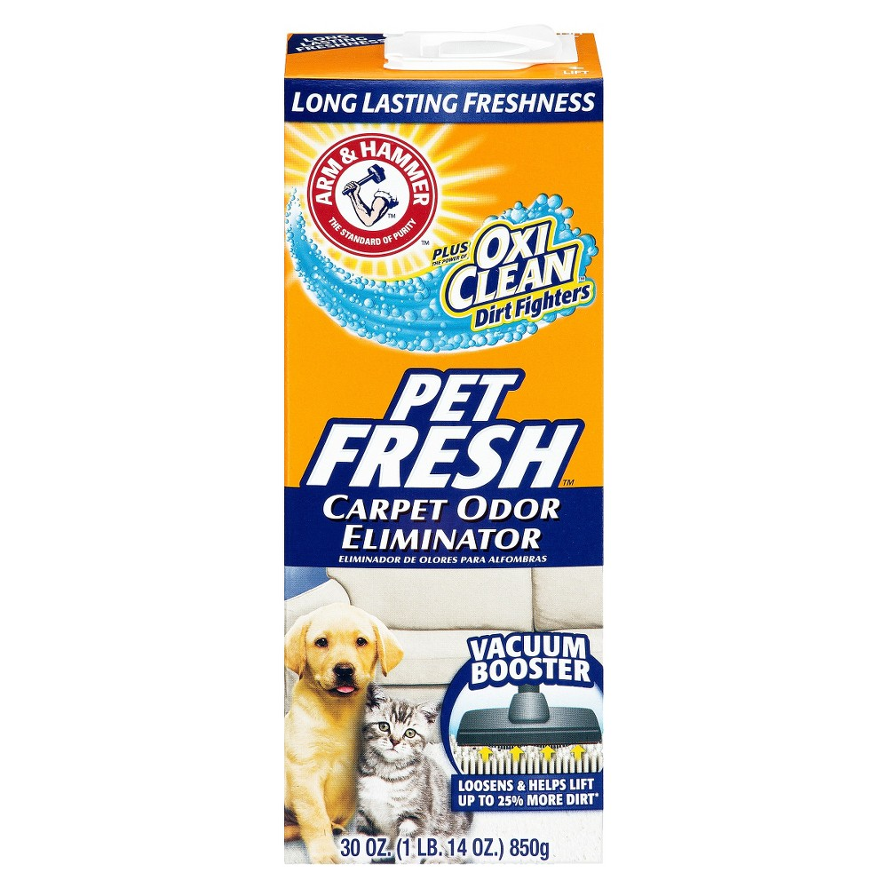 Arm Amp Hammer Pet Fresh Carpet Odor Eliminator 30 Oz In