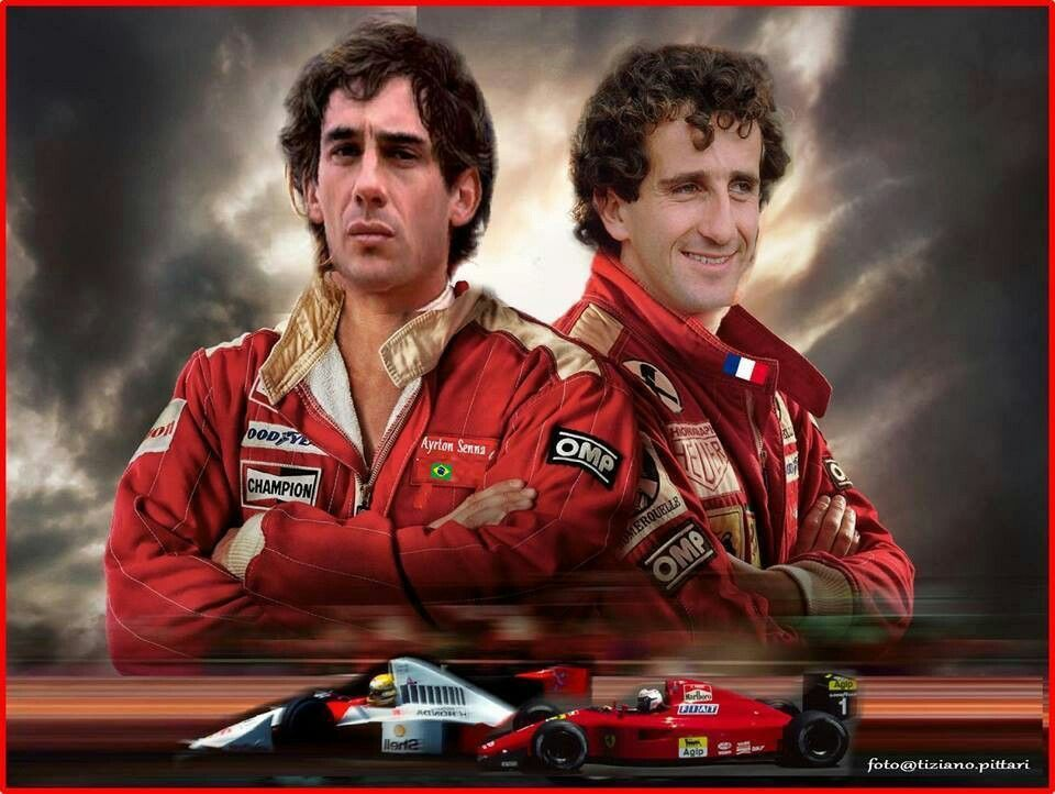 Ayrton Senna Vs Alain Prost Chris Hemsworth Wallpapers De