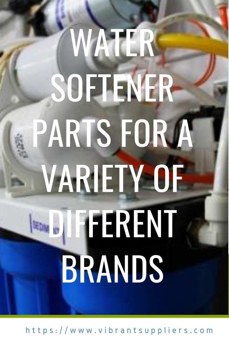 Find Out Water Softener Parts For A Variety Of Different Brands