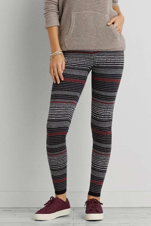 AEO Hi-Rise Sweater Legging - Buy One Get One 50% Off
