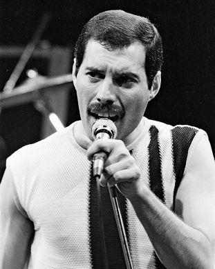 Rehearsal For Live Aid Freddie Mercury Queen Freddie Mercury Mary Austin Freddie Mercury