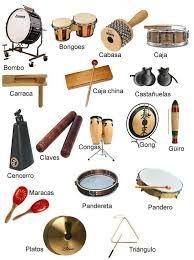 Resultado De Imagen Para Dibujos De Instrumentos De Percusion Y Imagenes De Instrumentos Musicales Instrumentos De Percusion Nombres De Instrumentos Musicales