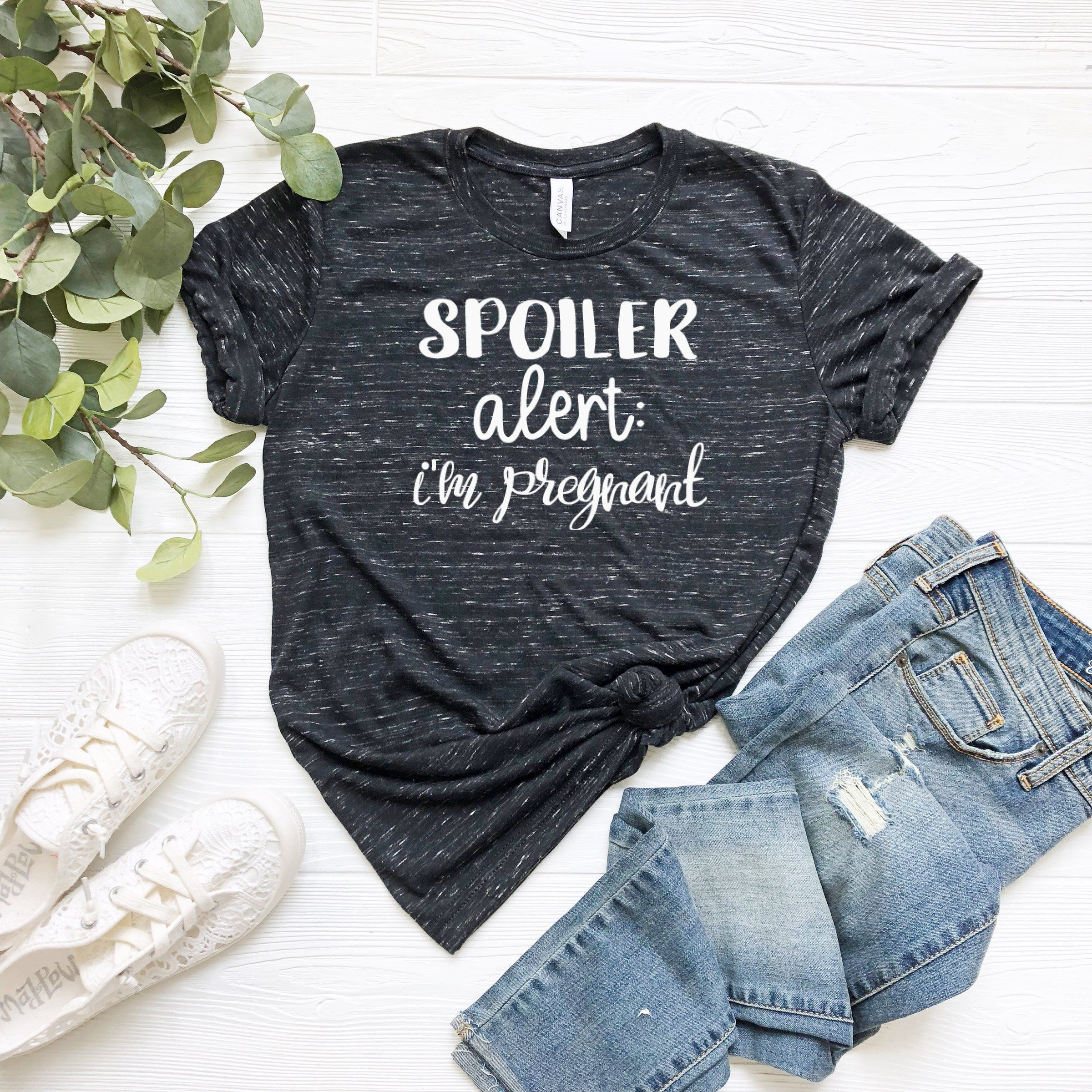 Ladies MATERNITY T-Shirt Cute But Psycho Funny Womens PREGNANCY Top