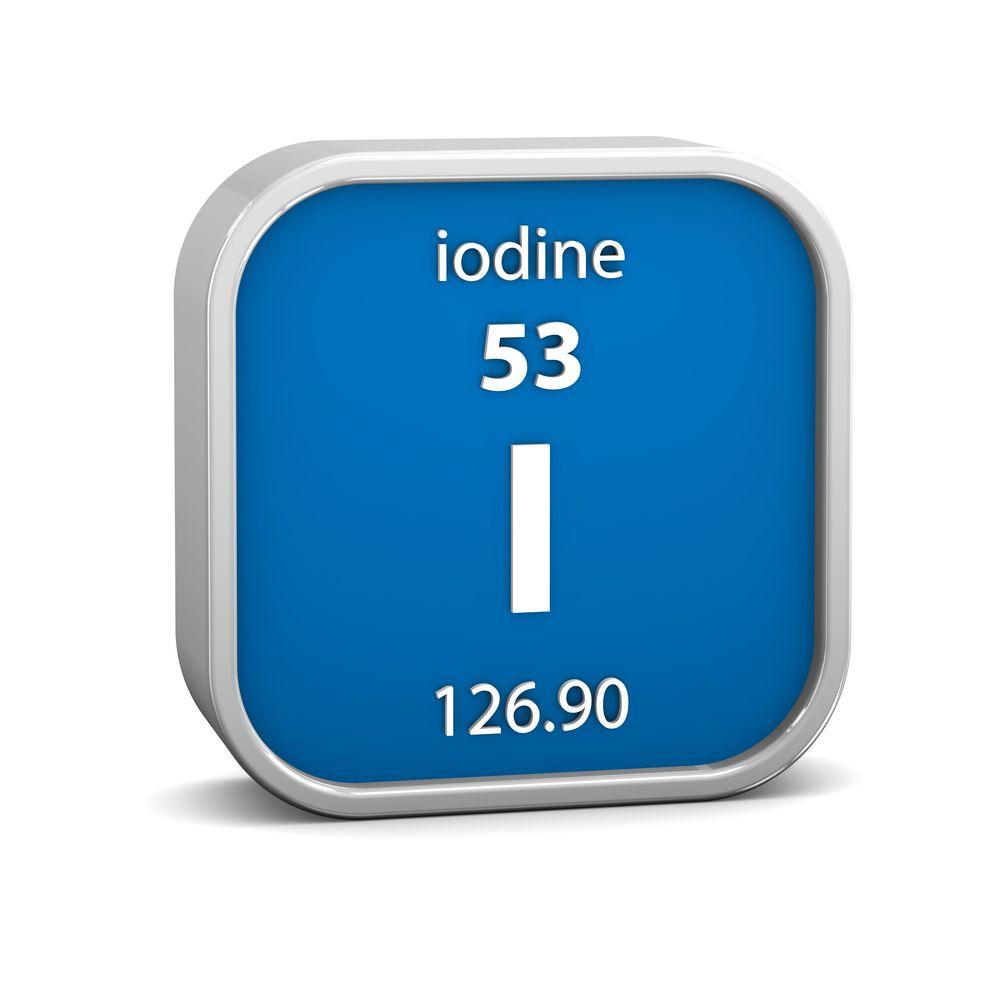 Iodine And The Thyroid Worth A Second Glance Thyroid Pinterest