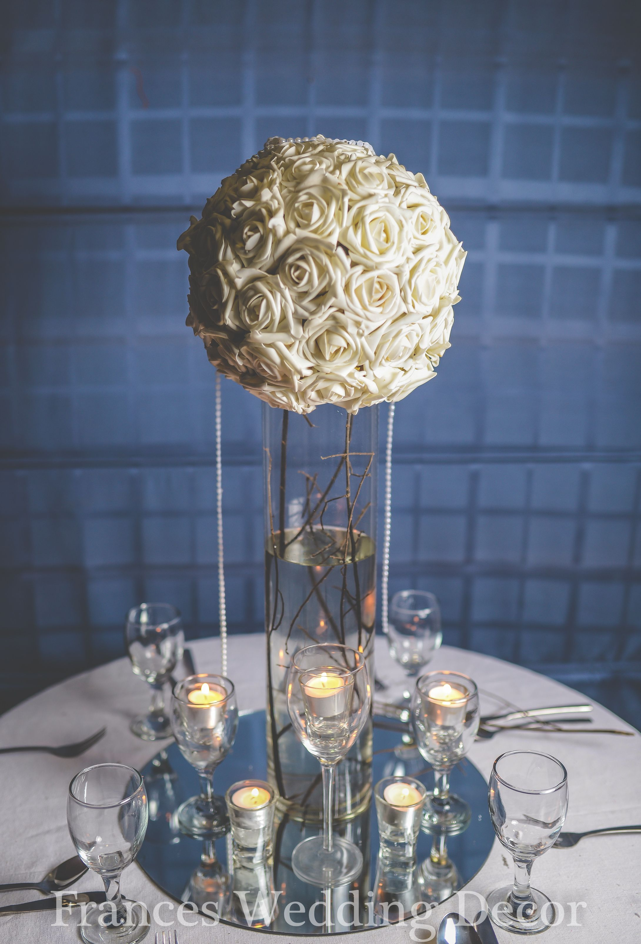 Srilankan wedding - frances wedding decor - weddings in Sri Lanka table centerpiece #SriLanka # ...