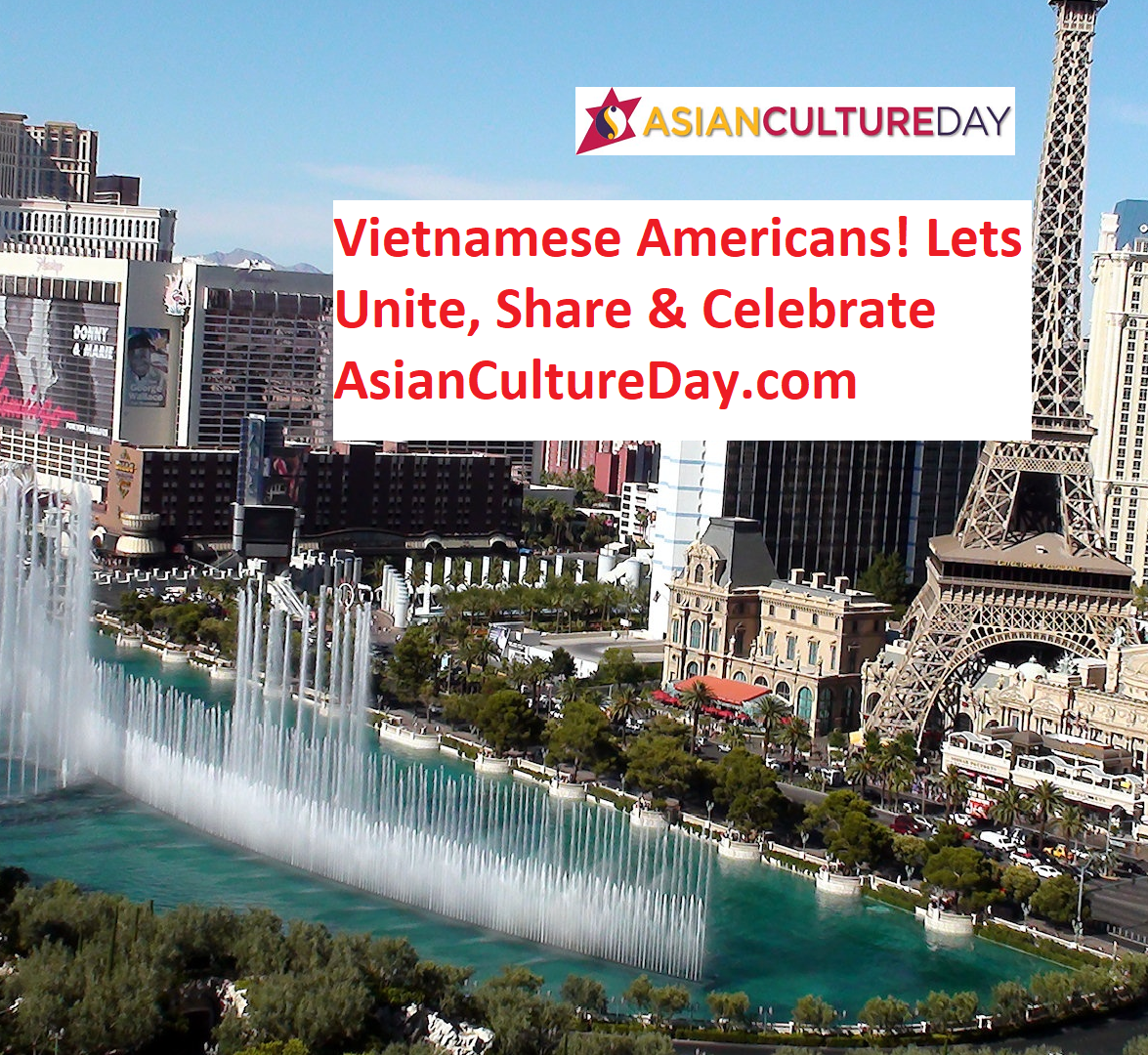 The First Official State Asian Culture Observance Day in