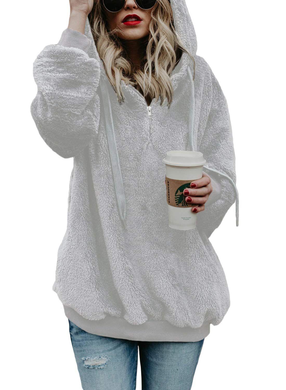 Cozy Sherpa Hoodie