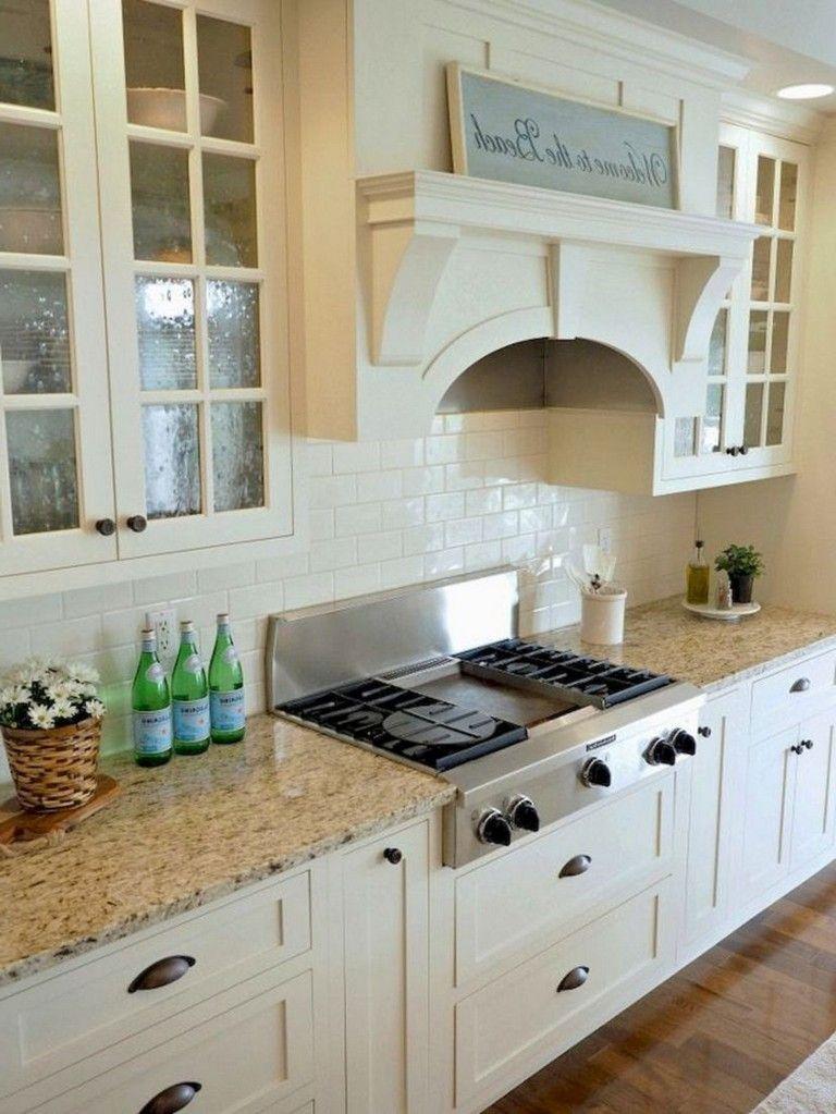 40+ Best Rustic Farmhouse Kitchen Makeover Ideas