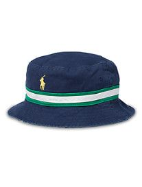 501eac50164 Polo Ralph Lauren® Reversible Bucket Hat