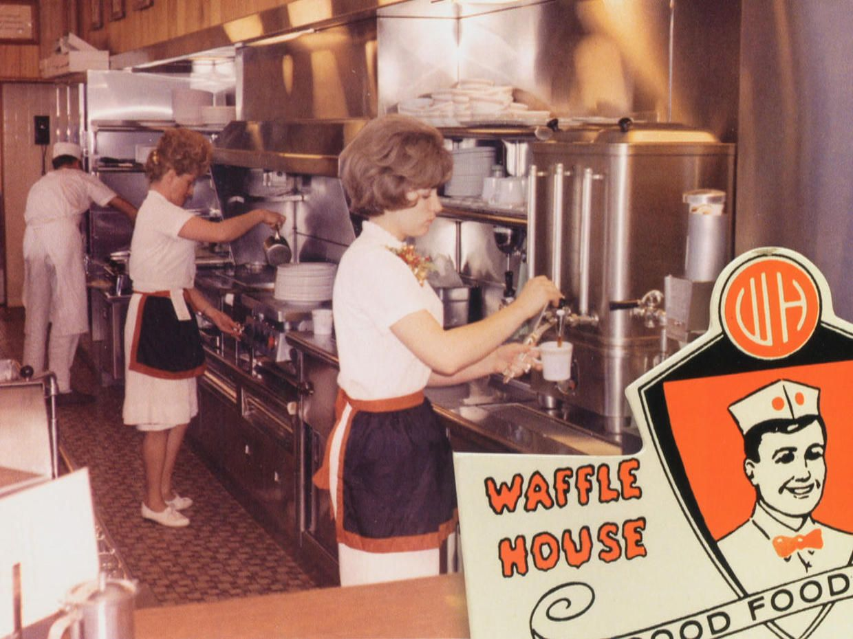 Waffle House The Destination For Southern Comfort With Images