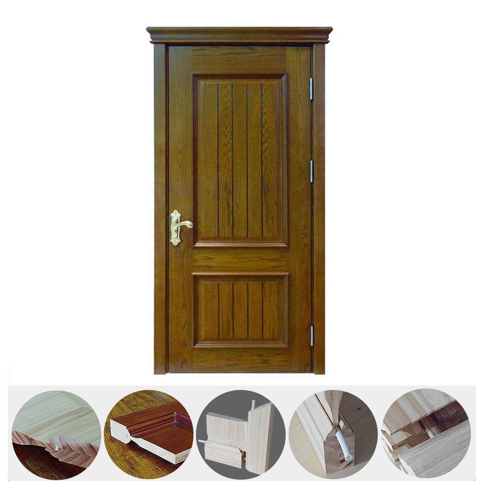 Modern Design Solid Wood Interior Doors With Images Solid Wood Interior Door Wood Doors Interior Doors Interior