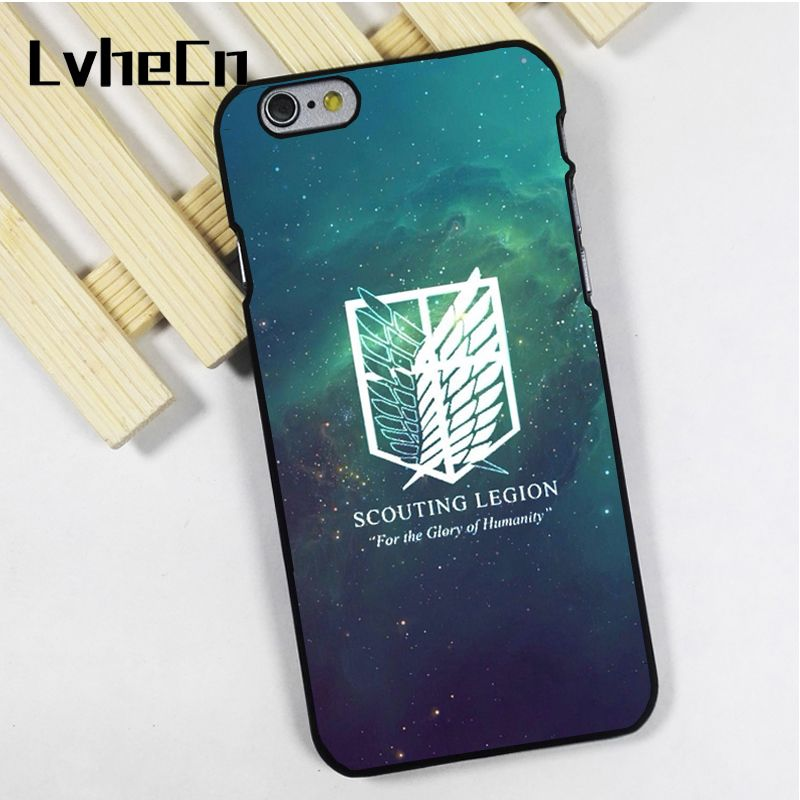 Attack on Titan Phone Case Cover for iPhone (All Models