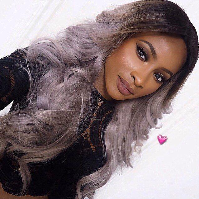 Dream Virgin Hair Luxuryhair On Instagram New Grey Hair Dispo Au Salon Et Sur La Boutique En Ligne 7 Rue Rene Boulange Perruque Cheveux Indiens Coiffure