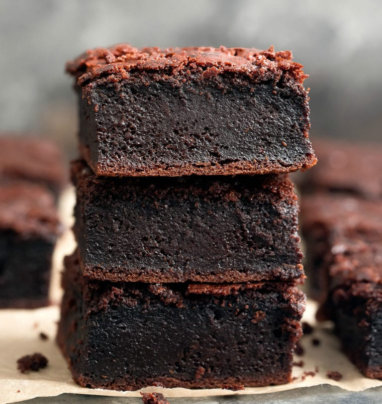 pin on brownies mochi brownies