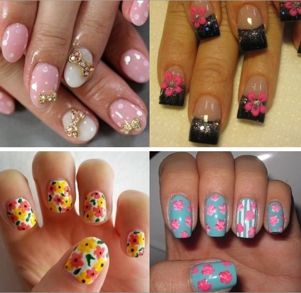 cute nail designs | cute-nail-designs-ideas.jpg | Nails! | Pinterest | Spring  nails, Spring and Nail nail - Cute Nail Designs Cute-nail-designs-ideas.jpg Nails! Pinterest