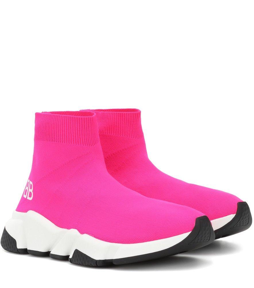 balenciaga chaussures femme rose