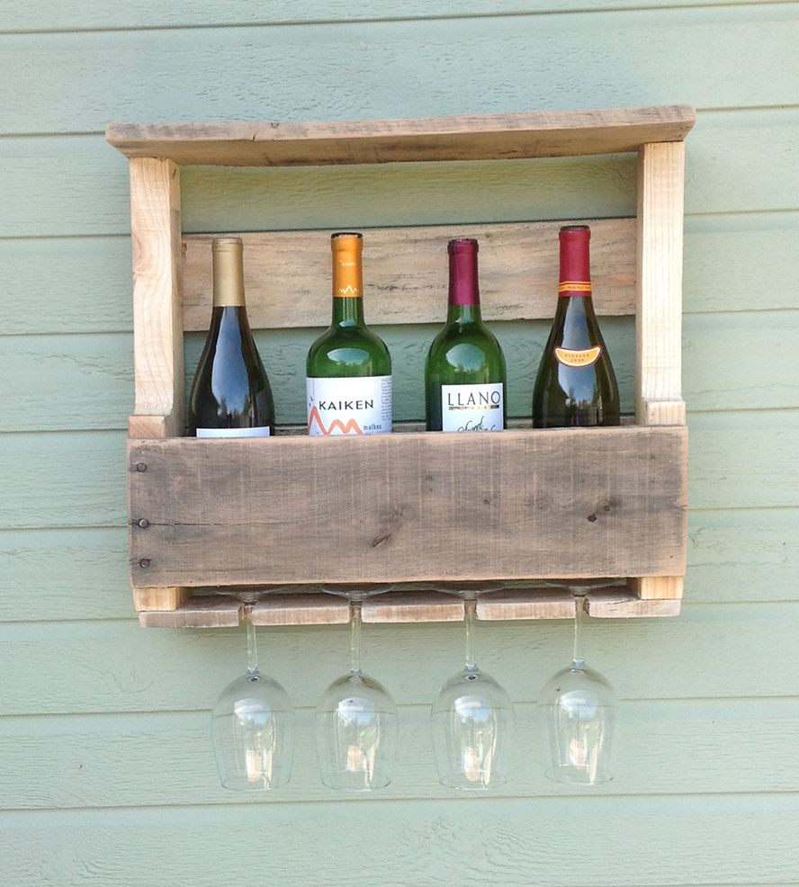 racks make an how decorating a decorate and to frame diy rack small wine